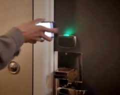 Smartphones substituem check-in e chaves de hotel