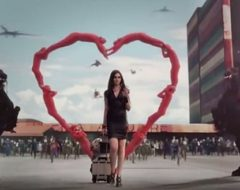 Airport love - video da 8 semana 2014