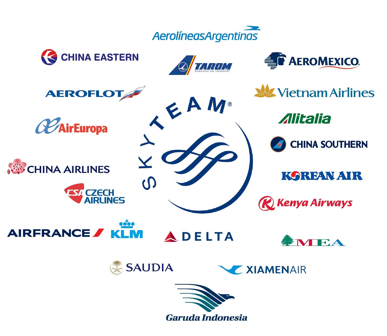 how to become skyteam member