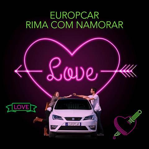 Concurso Dia dos Namorados Europcar