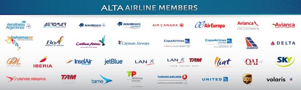 ALTA - Associação de Transporte Aéreo da América Latina e Caraíbas