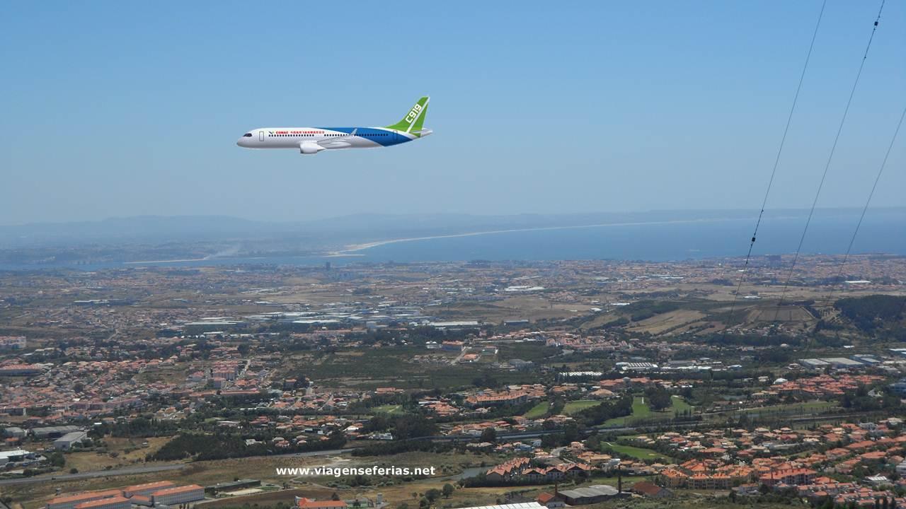 Comac C919 interessa da Ryanair