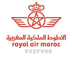 logo royal air maroc express (RAME)