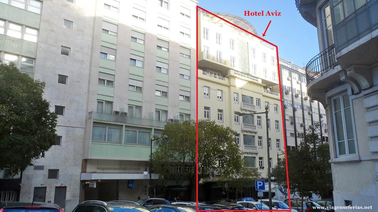 Grupo Portobay Compra Hotel Aviz Lisboa Com 70 Quartos