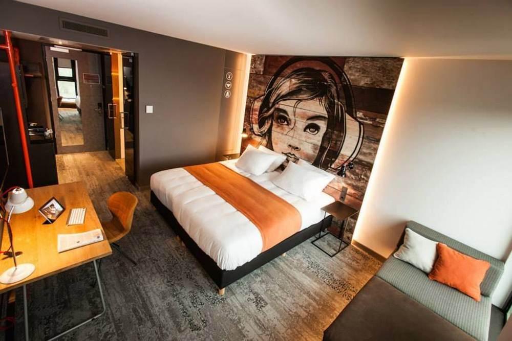 Steigenberger cria jaz in the city com hotel em amesterd o for Design hotel jaz in the city