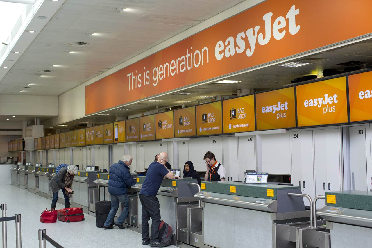check in easyjet gatwick to milan - photo#6