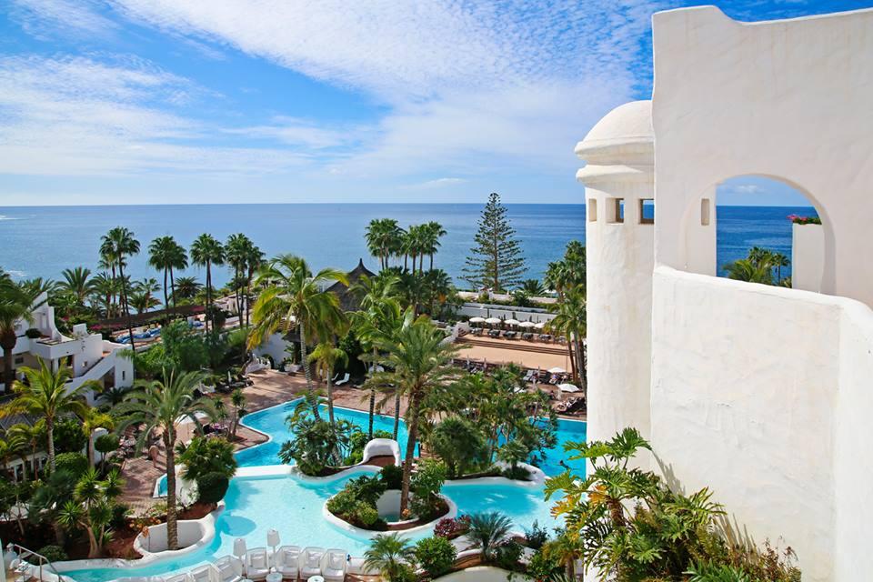 Tui blue estreia se nas can rias com hotel em tenerife for Jardin tropical tenerife