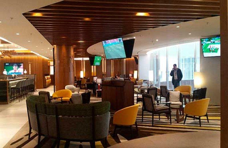 iberia tem nova sala vip no t2 do aeroporto rio de janeiro
