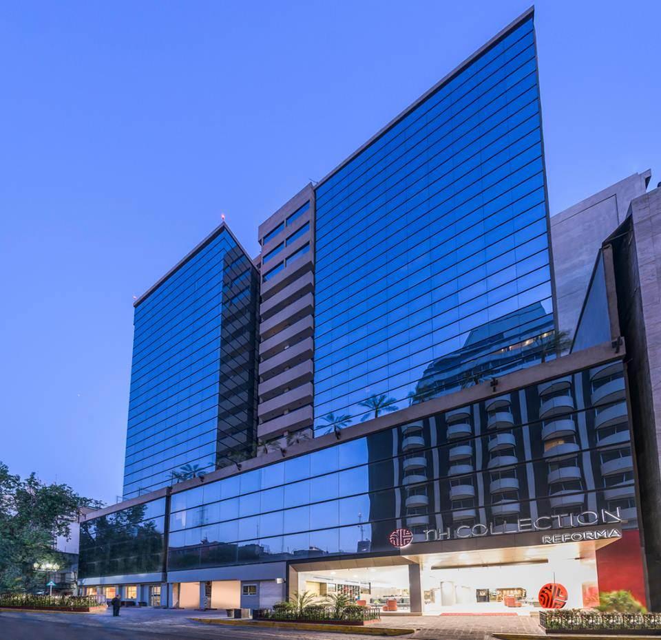 Nh collection escolhe cidade do m xico para lan ar marca - Hotel nh reforma ...
