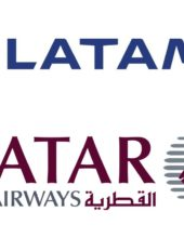 Qatar Airways compra 10% das acções do grupo LATAM Airlines