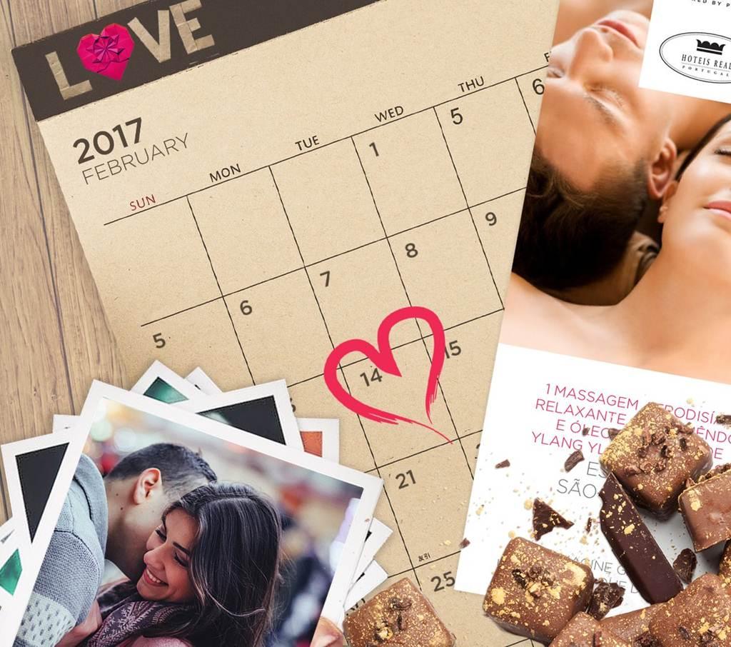 Promoções para o Dia dos Namorados desde 50€ nos hotéis Real em Portugal