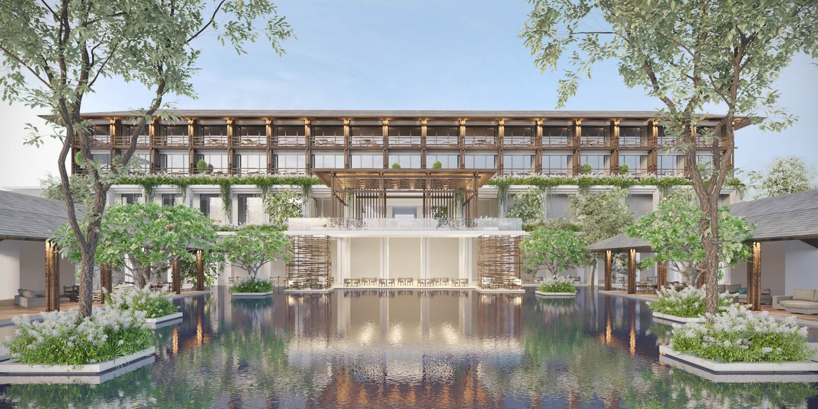 Hotel Meliá Cam Ranh Bay Villa, o 5º do grupo no Vietname