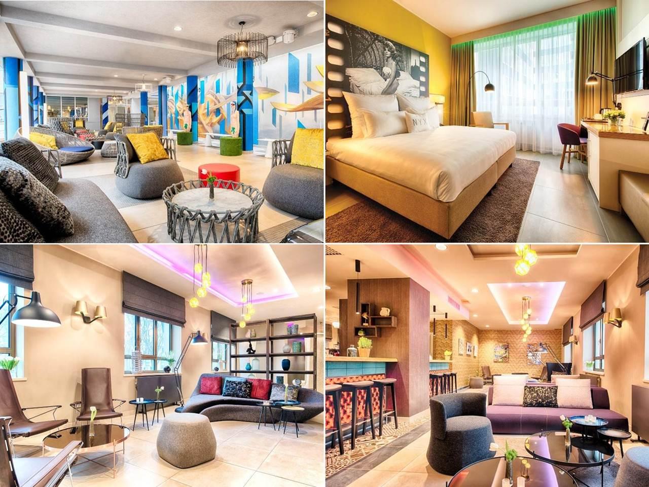O primeiro hotel NYX na Europa e Mundo em Milão do Grupo Leonardo