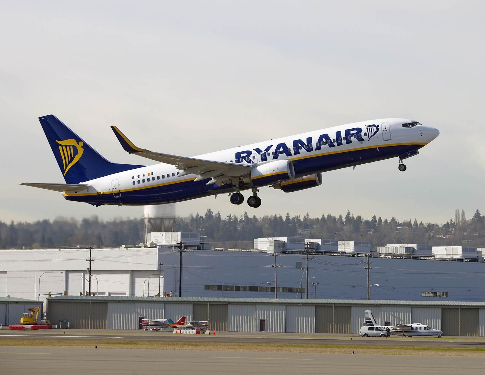 Promoção da Ryanair para clientes afectados pelo fecho da Transavia em Munique