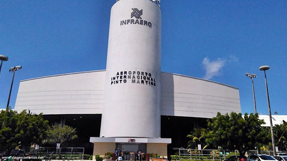 Aeroporto de Fortaleza concessionado à Fraport