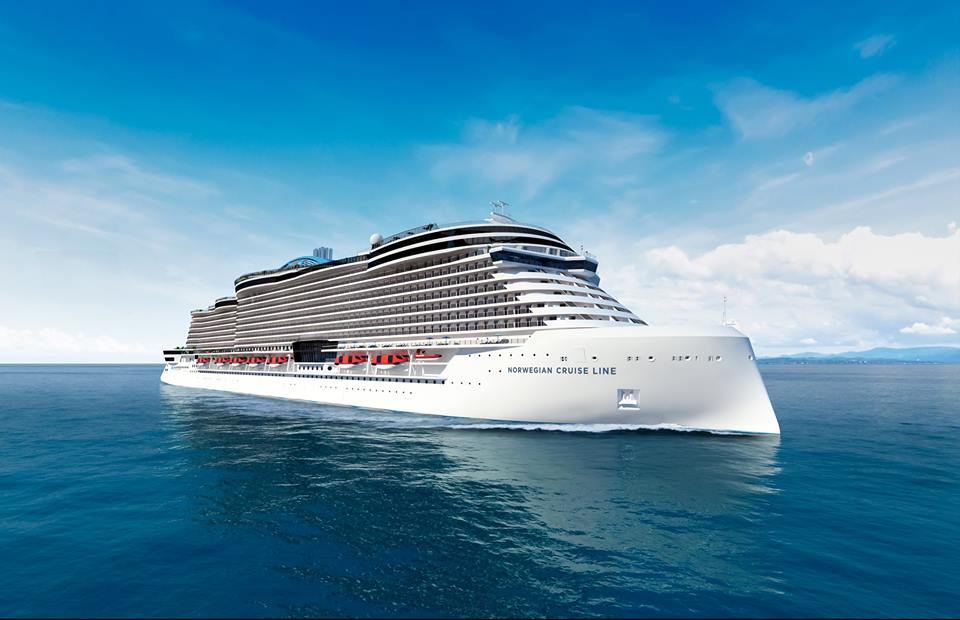 Navio de cruzeiro da classe Leonardo da Norwegian Cruise Line