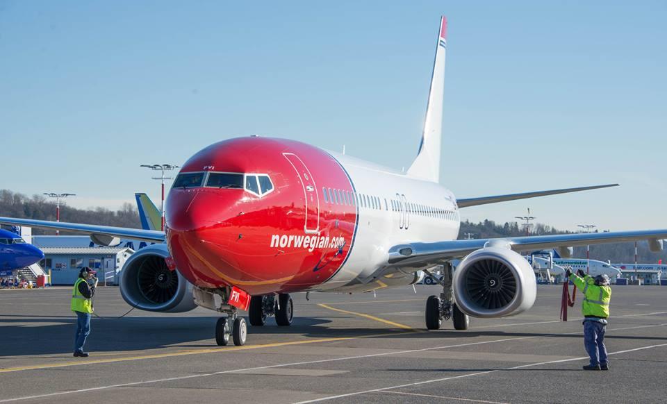 Norwegian já vende voos low cost entre Barcelona e EUA para o Inverno
