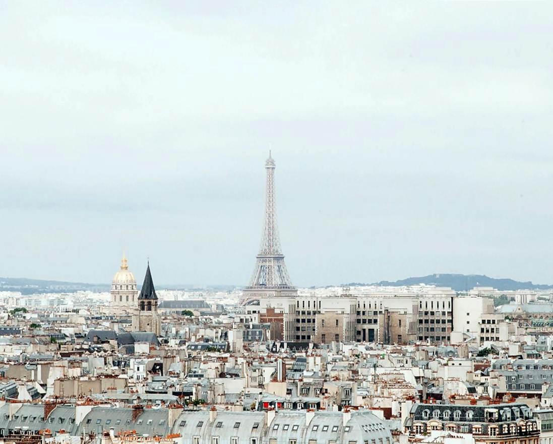 Paris no topo das preferências dos primeiros viajantes