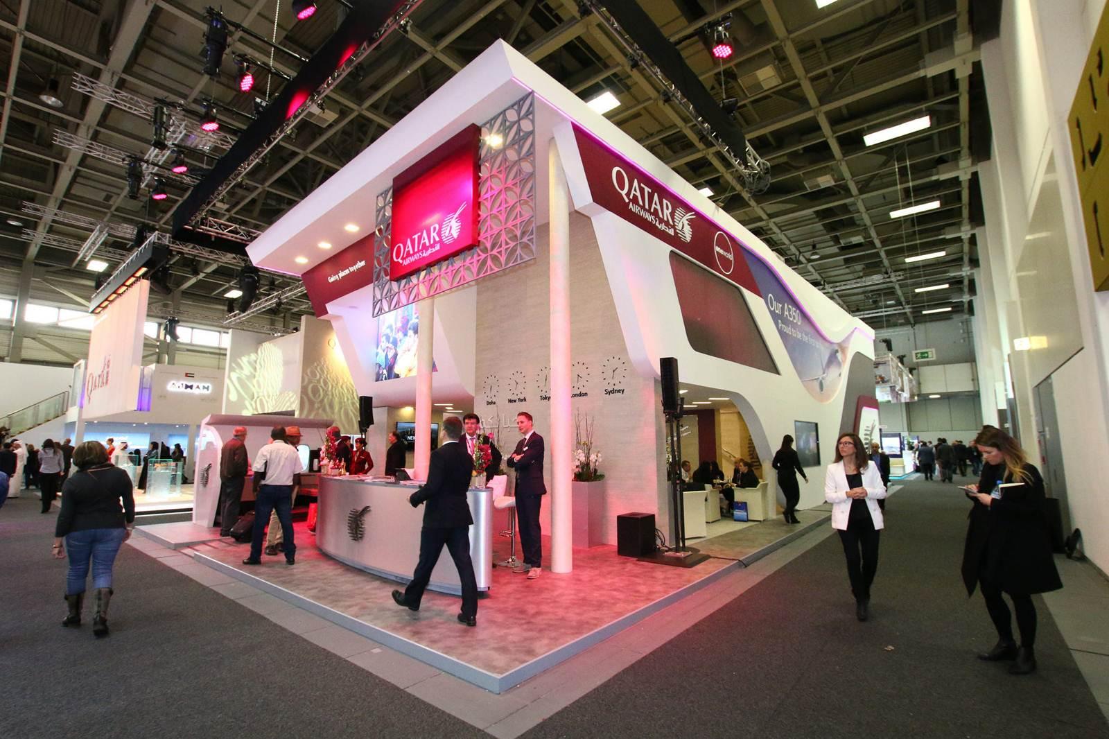Qatar Airways Apresenta Classe Business Renovada Na Itb Berlin