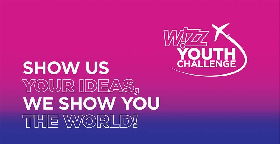 Concurso da Low Cost Wizz Air: Wizz Youth Challenge