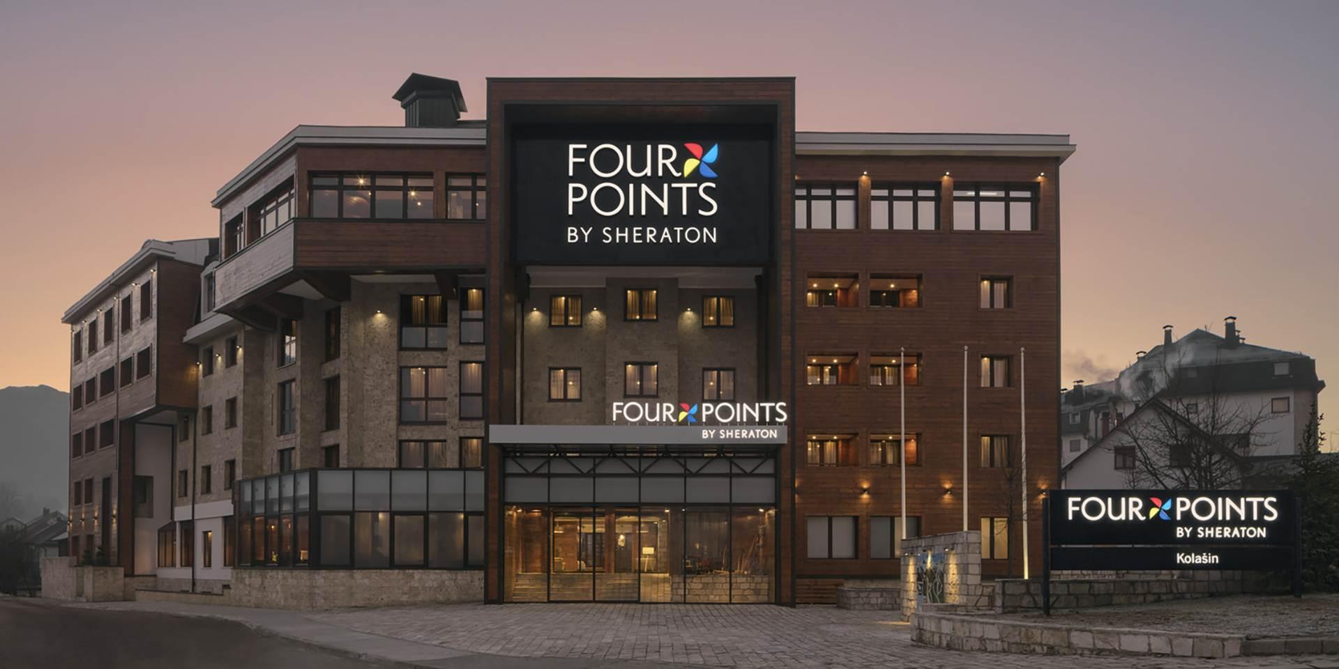 Hotel Four Points by Sheraton Kolašin em Montenegro