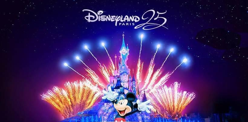 Concurso Disneyland Paris 25 promovido pela Rádio Comercial, TAP e Solférias