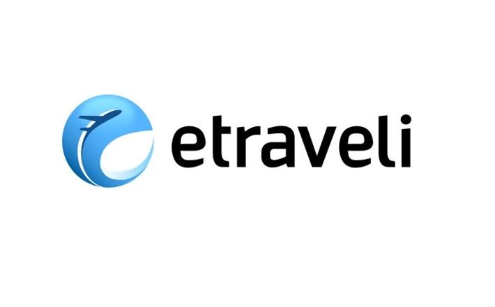 Logo da Agência de Viagens Online etraveli