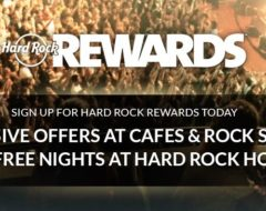 Programa Hard Rock Rewards