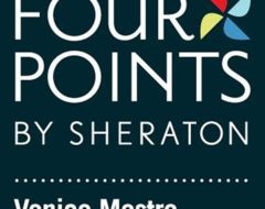 Logo do hotel Four Points by Sheraton Venice Mestre