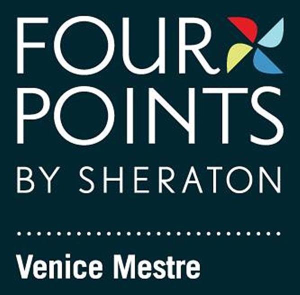 Logo do hotel Four Points by Sheraton Venice Mestre