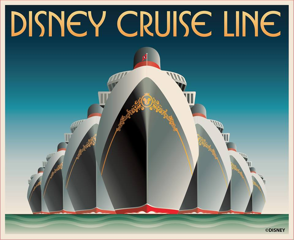 Disney Cruise Line anuncia 7º navio de cruzeiro