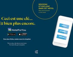 App Hotelforyou da Louvre Hotels Group