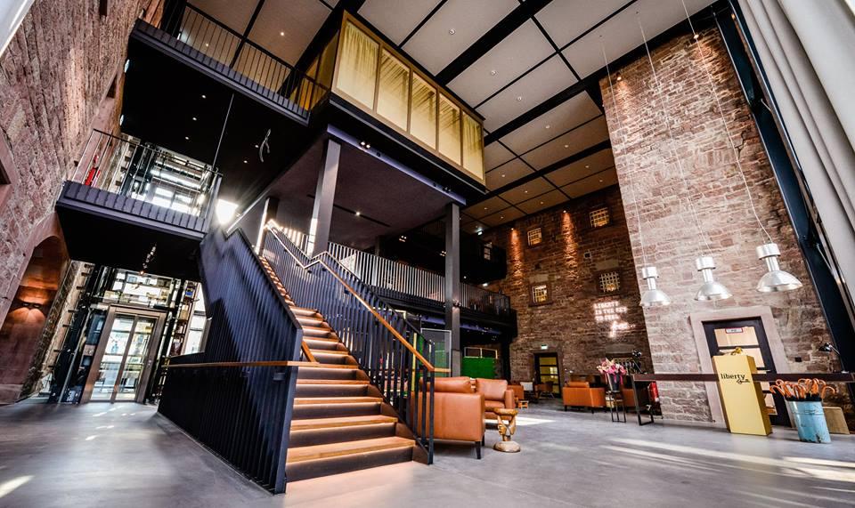 Hotel liberty abre numa pris o da floresta negra em offenburg for Design hotel offenburg