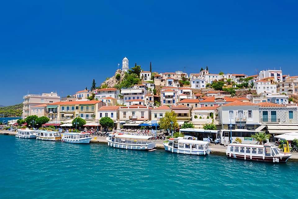 Poros na Grécia