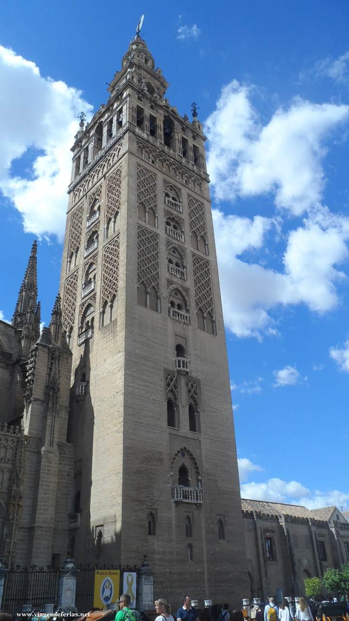 Torre Mourisca da Catedral de Sevilha