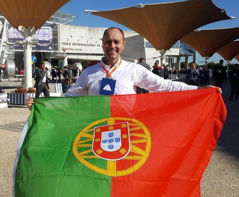 Kenny Jacobs apresenta conexões a partir do aeroporto do Porto