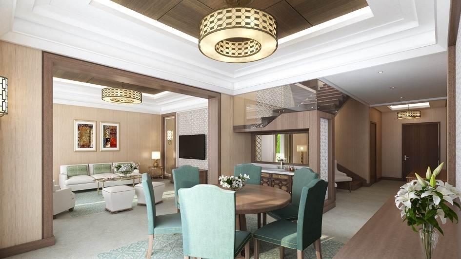 Suite do Tivoli Al Najada Doha Hotel