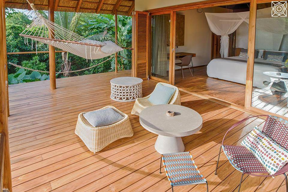 Bungalow do resort Zuri Zanzibar