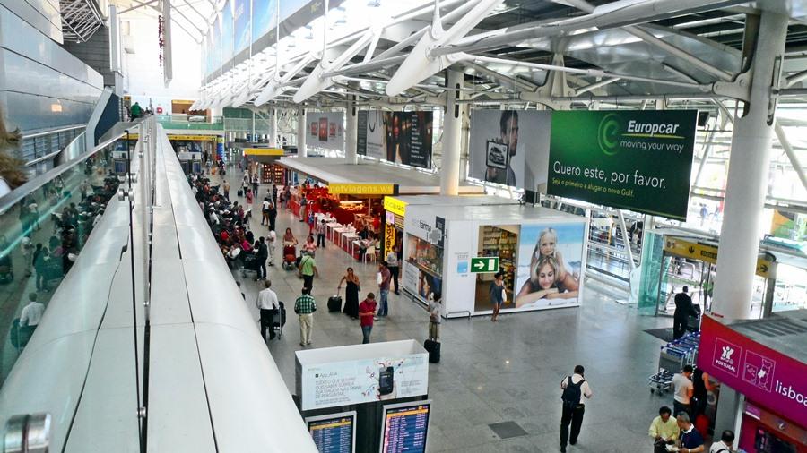 Aeroporto Luanda Chegadas : Aeroporto de lisboa passa a humberto delgado maio